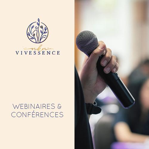 Webinaires et Conférences