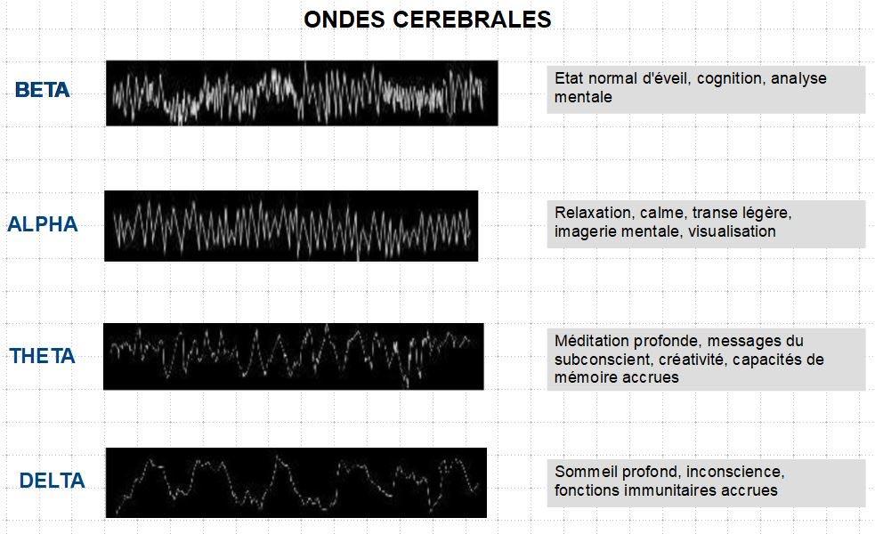 méditation guidée ondes cérabralesc
